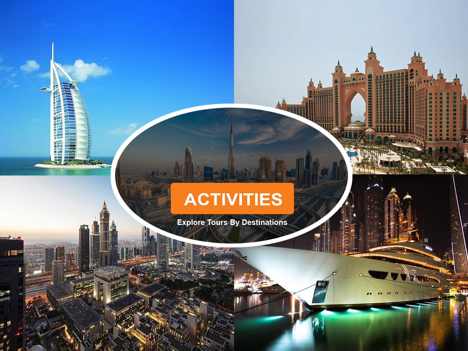 Activities Adventure Trip Tourism