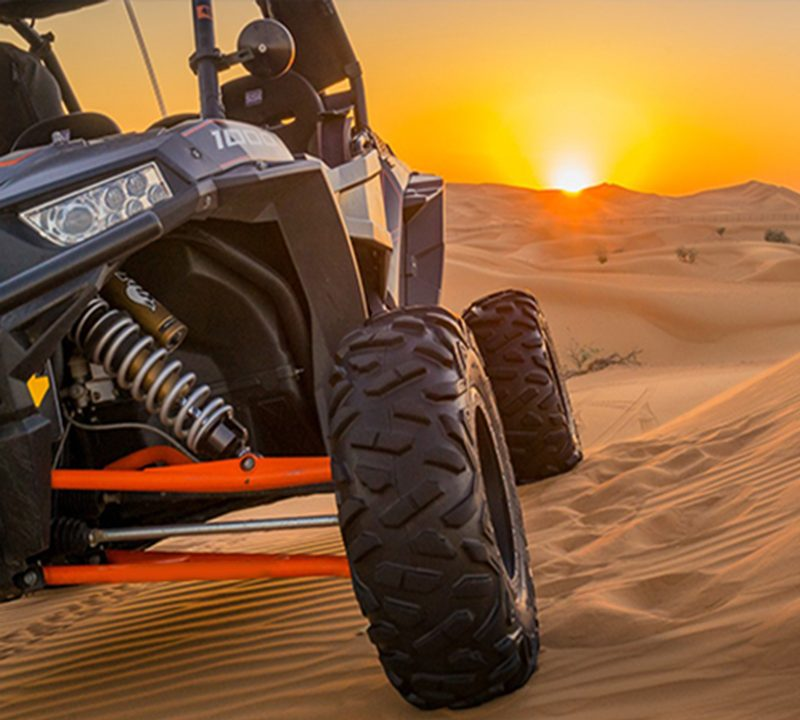 Buggy and Quad Bike Feature