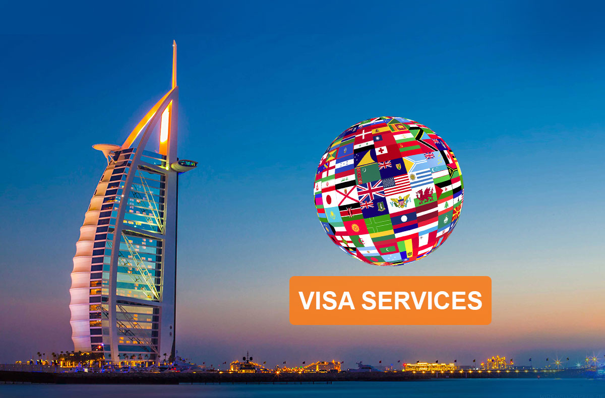 Visa Sevice for visa extend and visit visa
