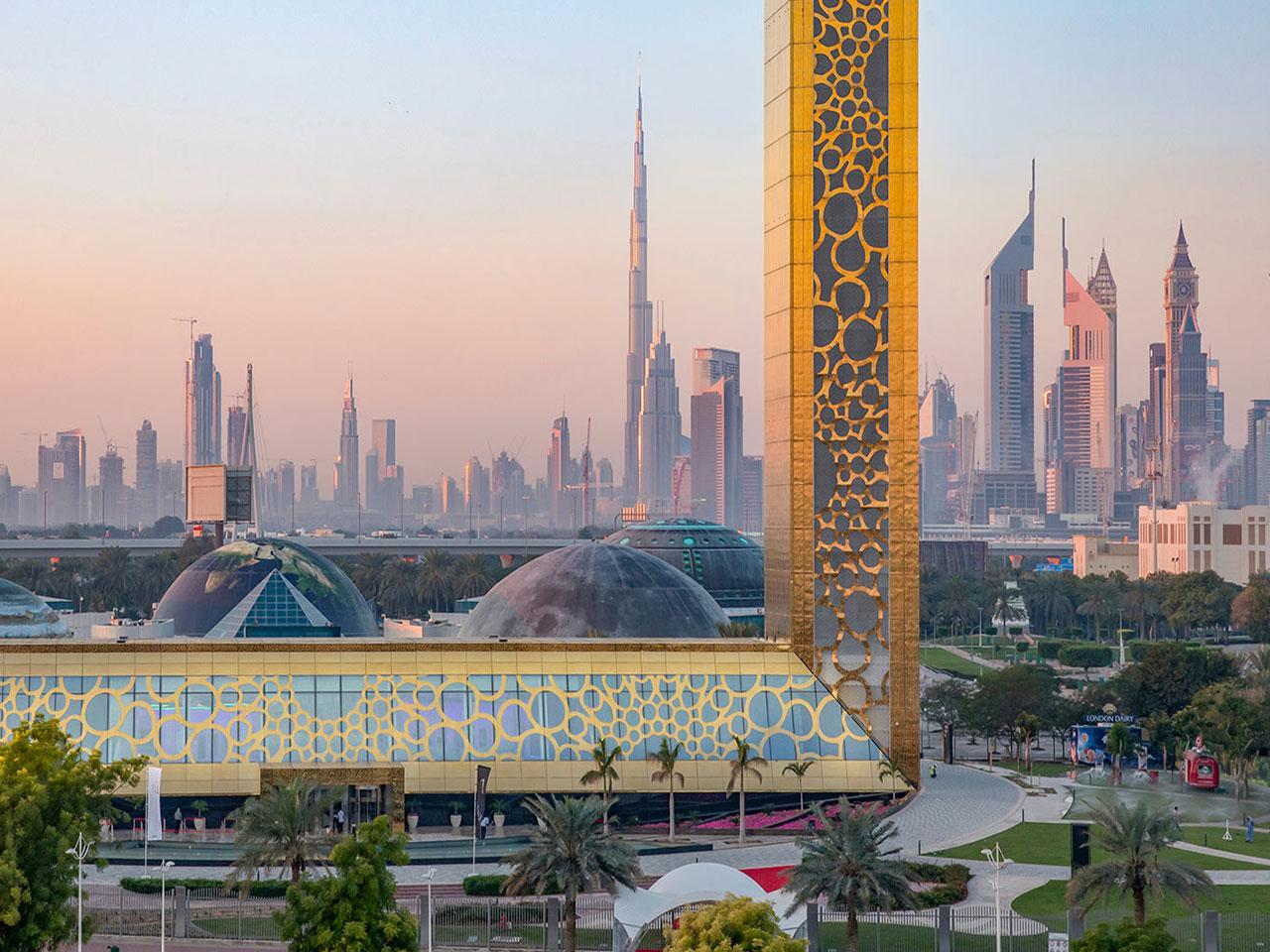 Dubai Frame Gallary 3 - Adventure Trip Tourism