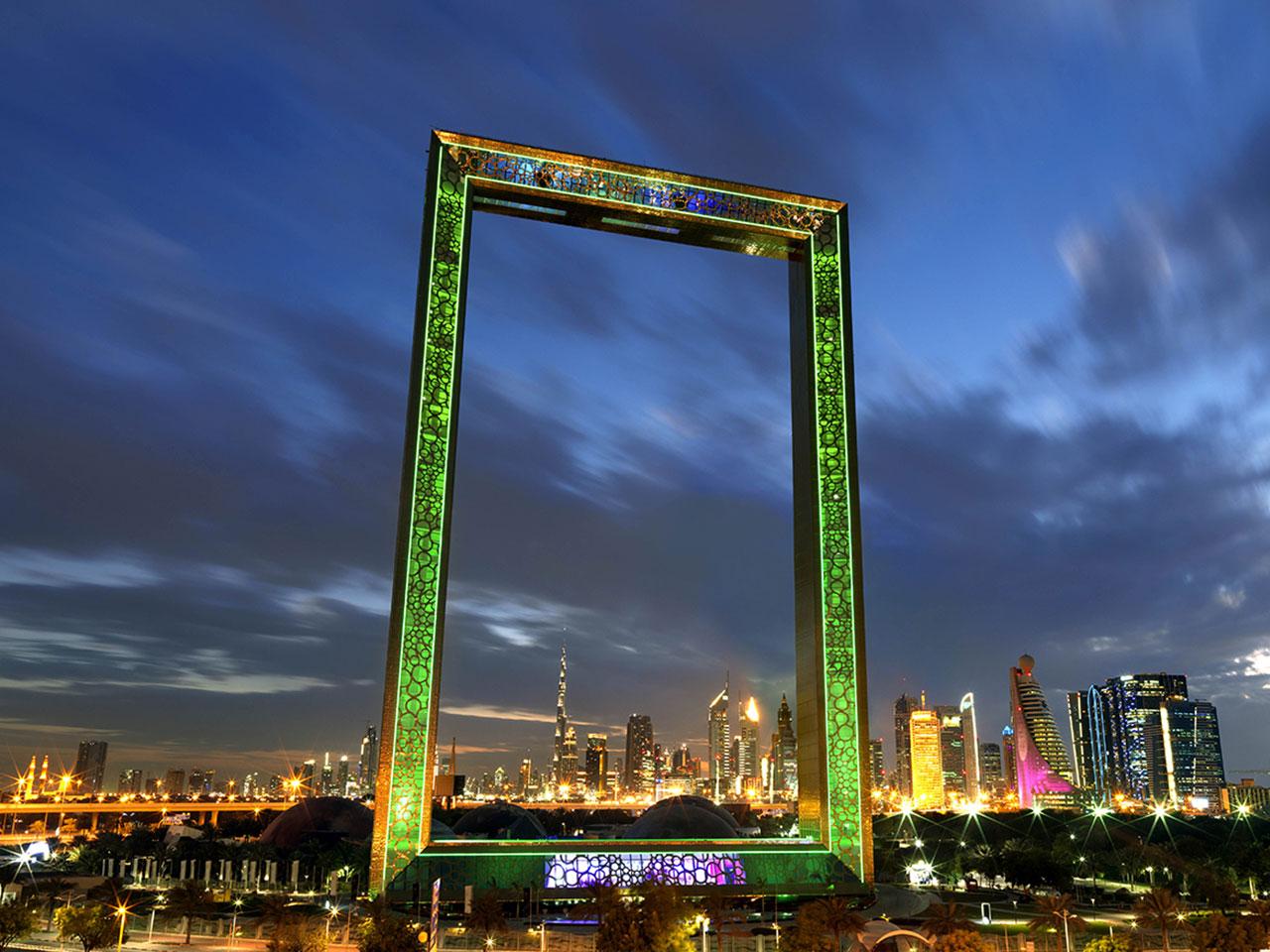 Dubai Frame Gallery 4 - Adventure Trip Tourism