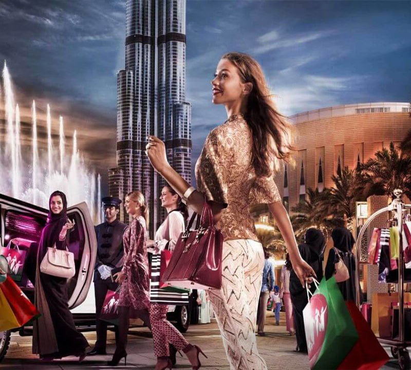 Dubai Shopping Tour For Individual Group Feature
