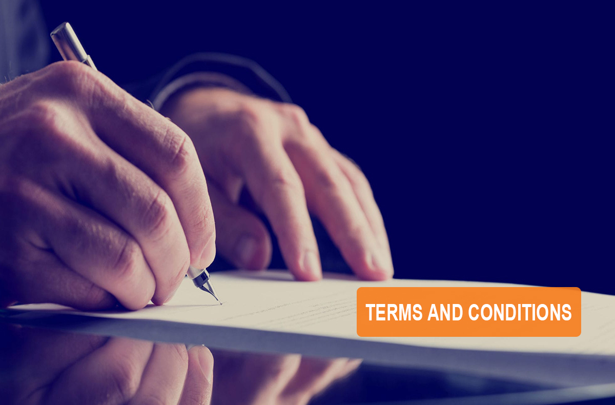 Terms And Condition Banner - Adventure Trip Tourism