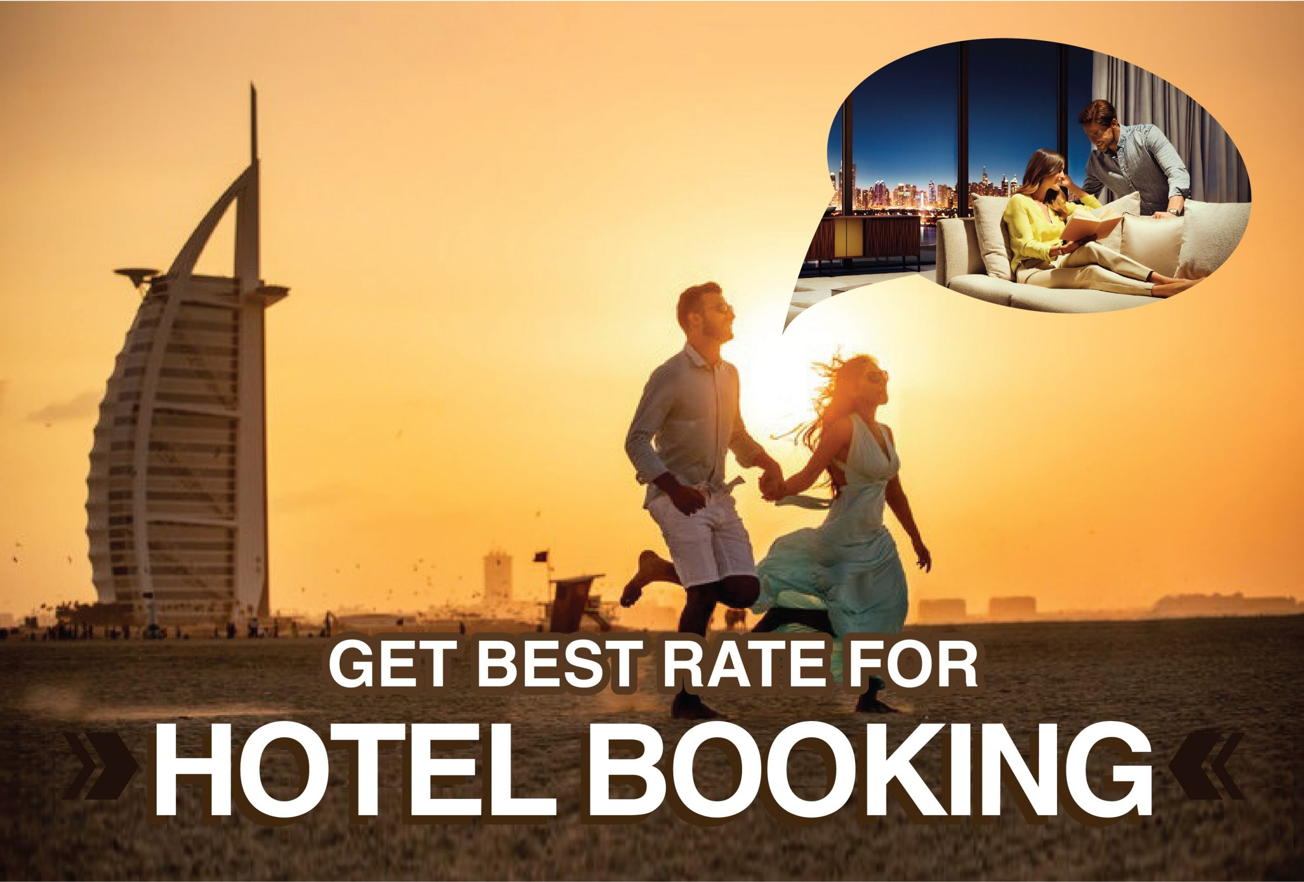 Best Rate for Hotel Booking