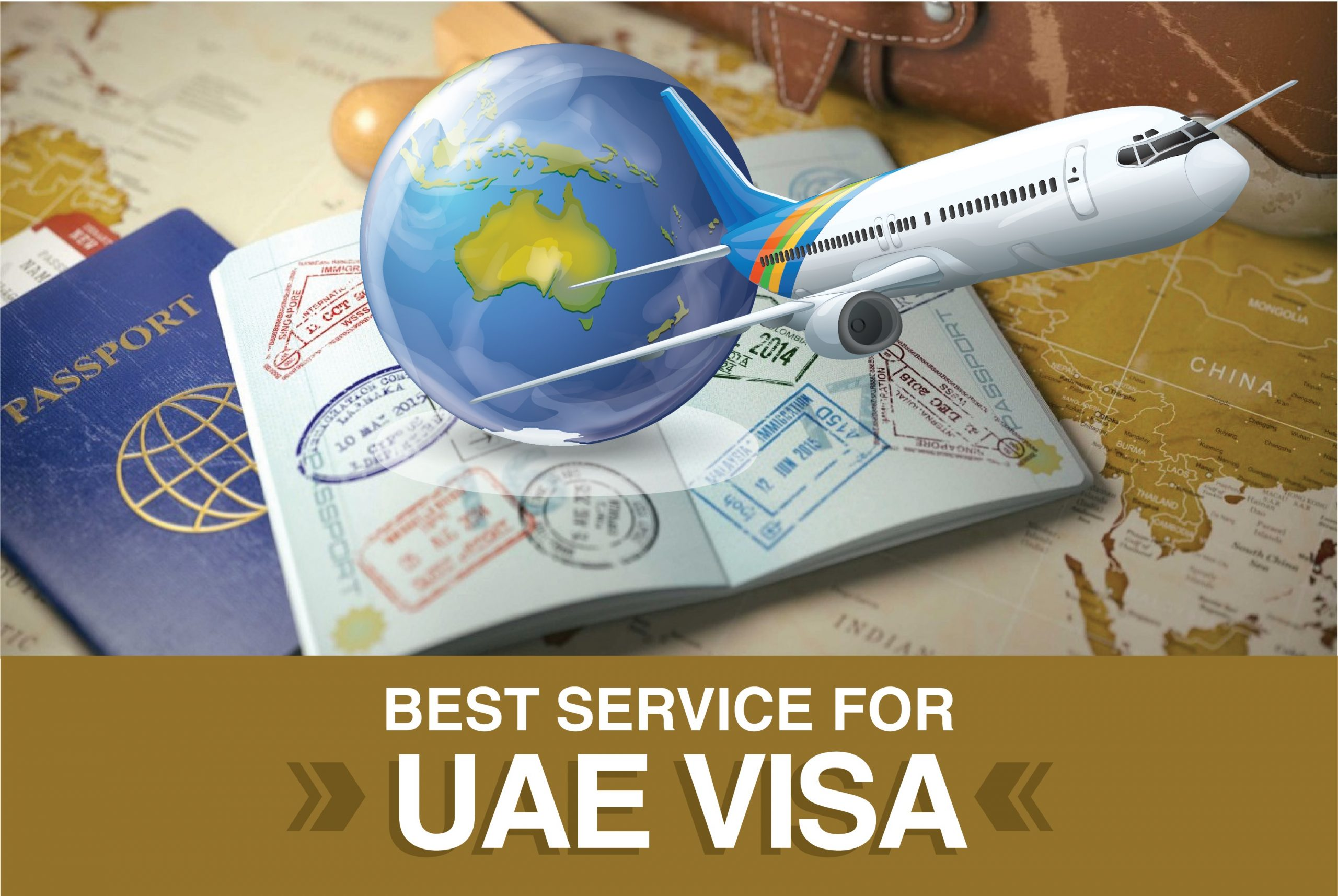 Best Service for UAE Banner